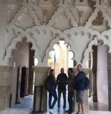 <h5>Le Palais de la Aljafería</h5>