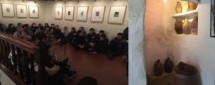 <h5>La vie et l'oeuvre du peintre Goya. Sa maison natale.</h5>