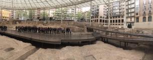 <h5>Musée du Théâtre Romain : à la découverte de la ville romaine, Caesaraugusta</h5>